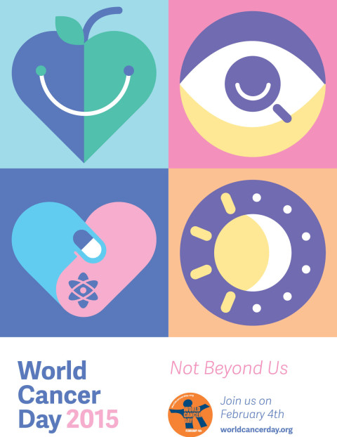 World Cancer Day 2015 - Not beyond us