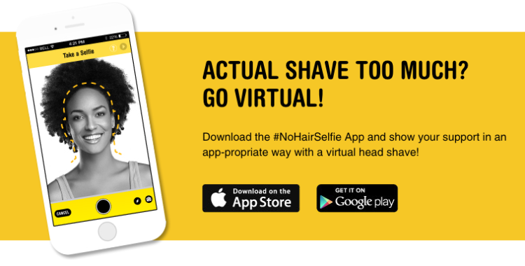 Is #NoHairSelfie a good way to fight cancer?  #WorldCancerDay