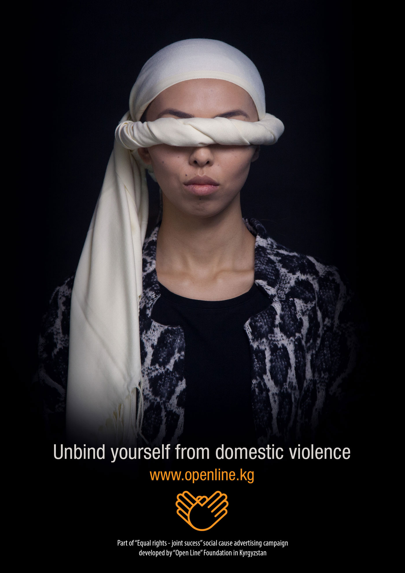 kyrgyz women unbind themselves from domestic violence