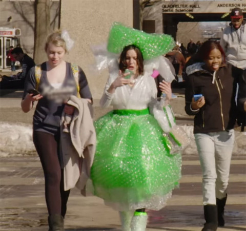 Philly gets silly with pedestrian safety campaign