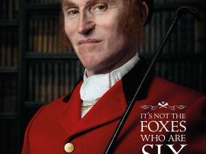 Foxhunting ads about foxhunters