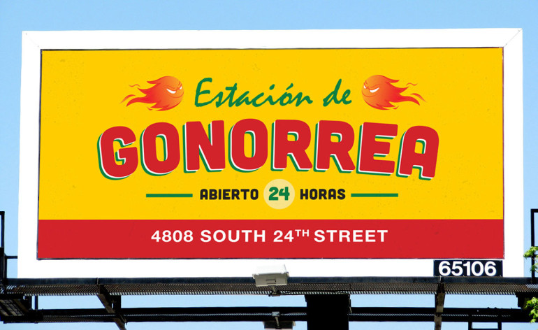 Get Checked Omaha Gonorrea Outdoor