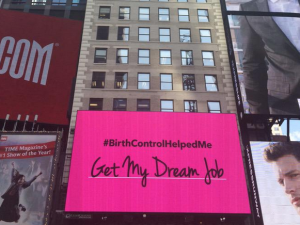 #BirthControlHelpedMe takes reproductive choice to Twitter and beyond