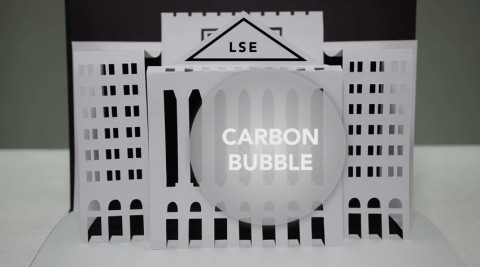 Fossil fuels are a major financial risk and this video from Carbon Tracker shows why