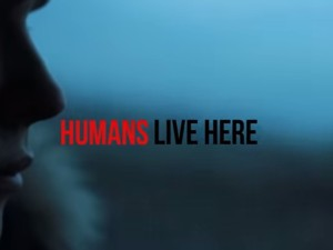 """Humans live here"" – FESTIVAL DE CANNES 2015."