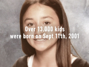 The Children Born on 9/11