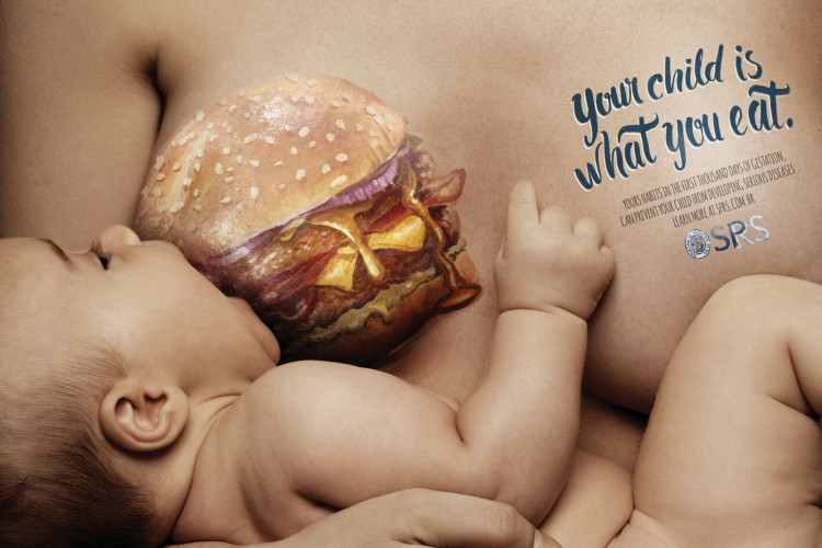 SPRS Your child is what you eat