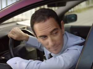 Spanish bike commute ad mocks drivers' daily grind