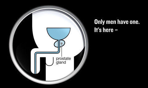 Be prostate cancer aware - 2 Prostate Cancer UK 2 minutes to save a man's life