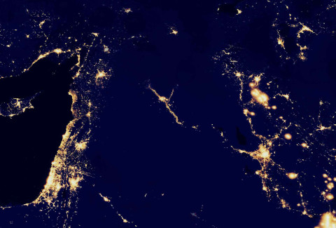 Syria: Turn the lights back on.