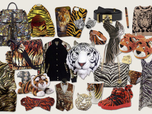 What if tigers received a royalty for the products they inspire?