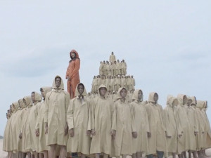 The most creative video about the refugee crisis is made by M.I.A.