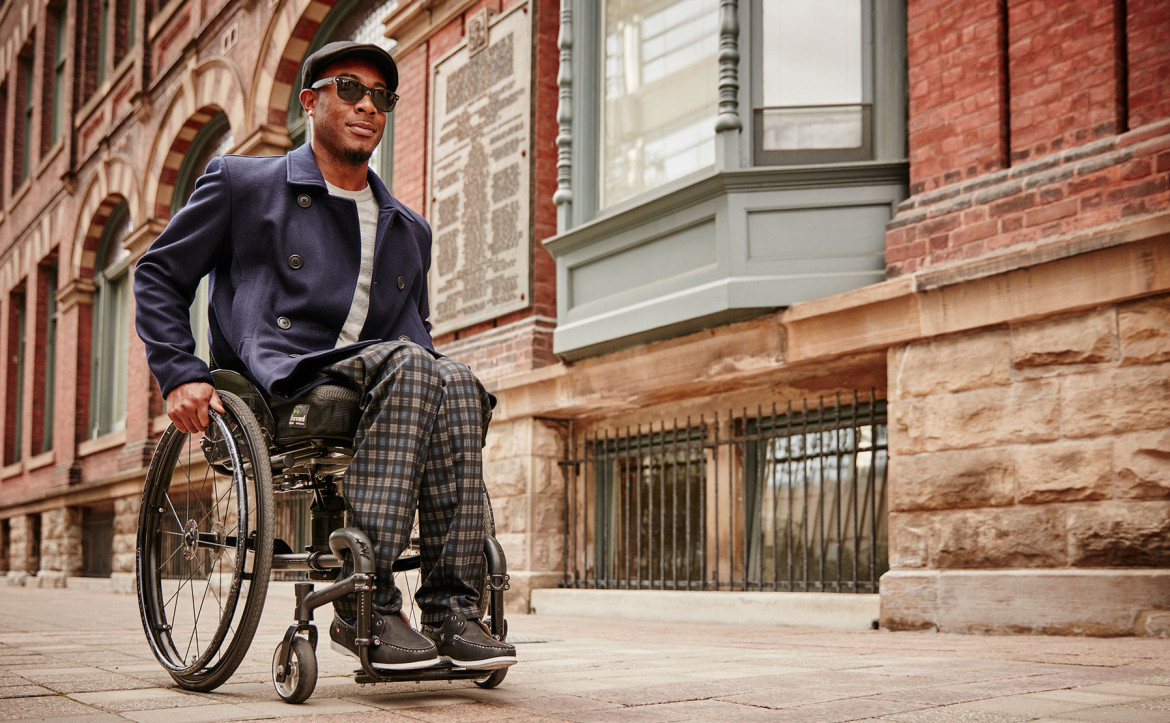 FashionIZFreedom a clothing line for people who use wheelchairs