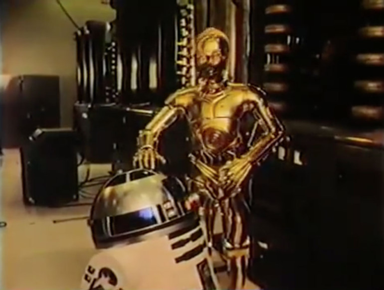 Vintage Star Wars PSAs Stop Smoking