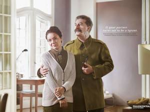 If your partner turns out to be Joseph Stalin