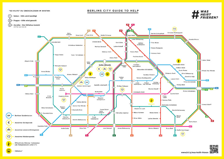 Berlin City Guide to Help
