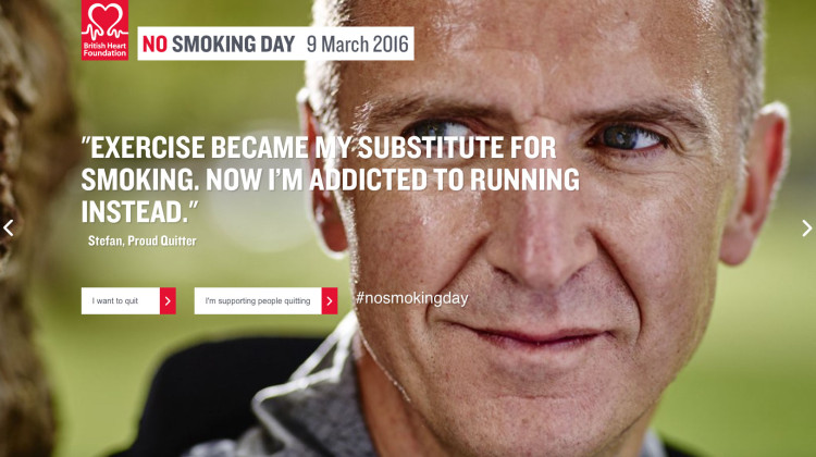 No Smoking Day 2016 - Stefan's Story