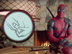 Men: Deadpool wants you to check your happy sack for cancer