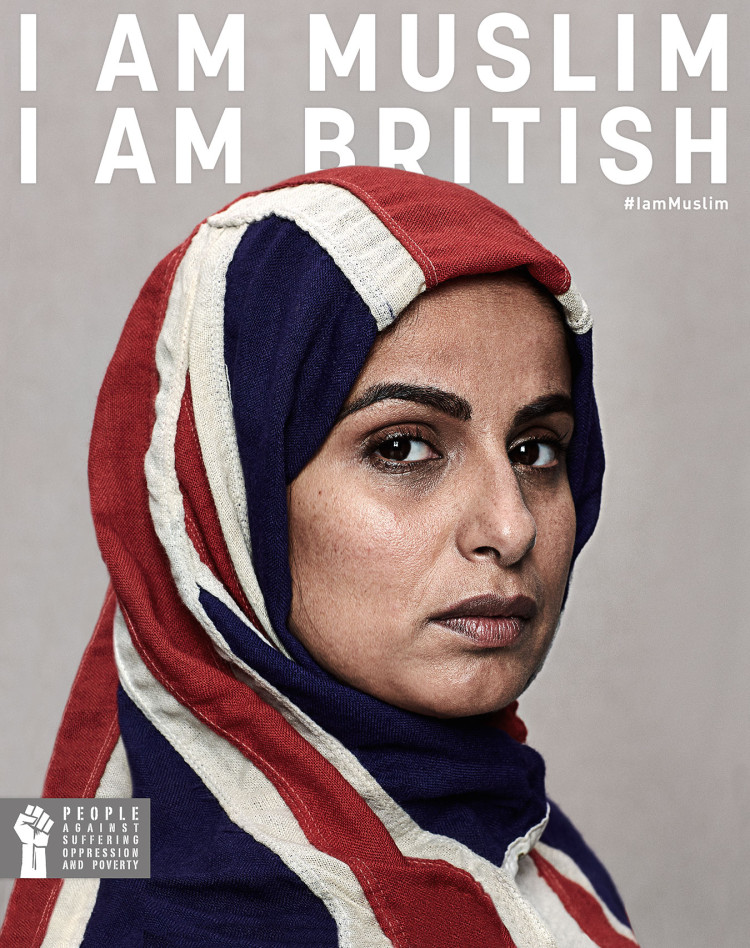 #IAmMuslim - An Initiative To Address Islamophobia from People Against Suffering Oppression and Poverty - PASSOP