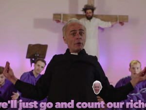 Australian Sex Party Makes A Toe-Tapping Anti-Catholic Jingle