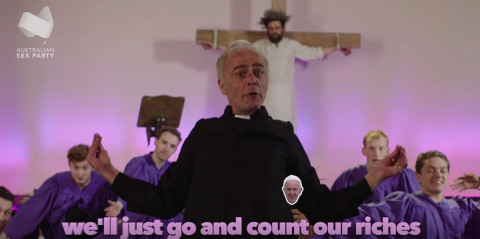 Australian Sex Party Makes A Anti-Catholic Jingle