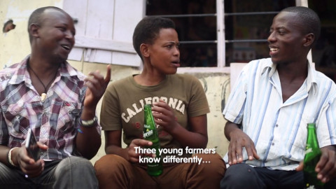 SNV Farming in Sneakers Tanzania