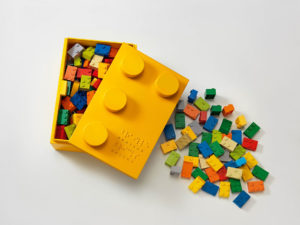 Learning Braille With Bricks