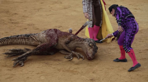 Do you think bullfighting belongs to another age?