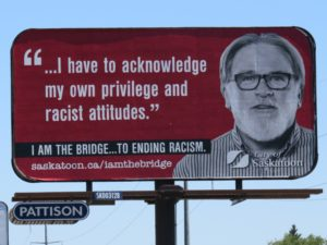 Canadian city tackles white privilege in anti-racism campaign